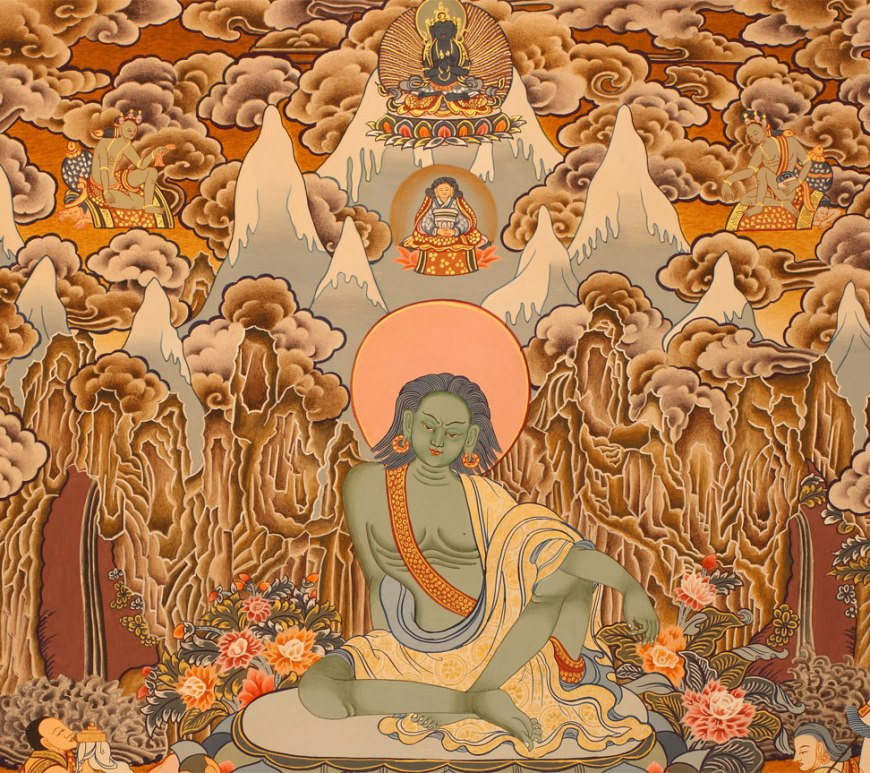 milarepa the singing yogin