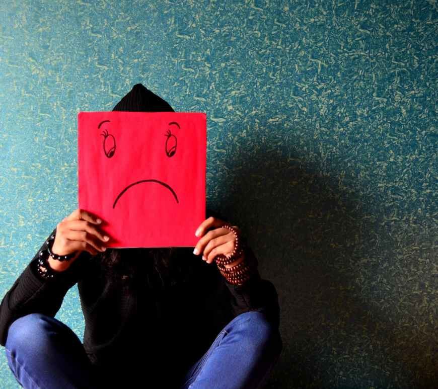 how to meditate with strong emotions